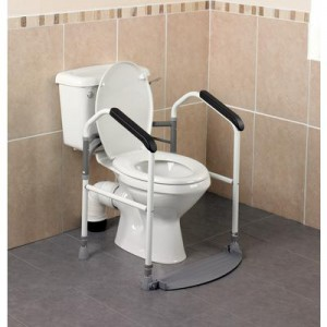 Buckingham FoldEasy Toilet Surround