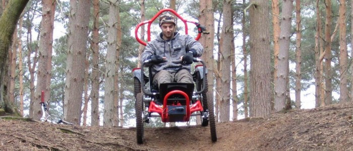 Boma 7 All Terrain Wheelchair