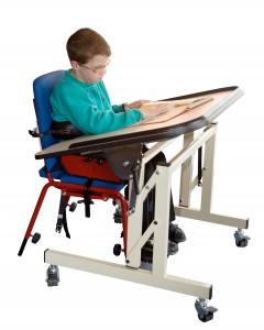 Corgi Class Chair with Table